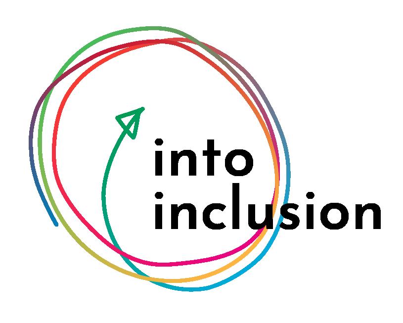 into inclusion logo